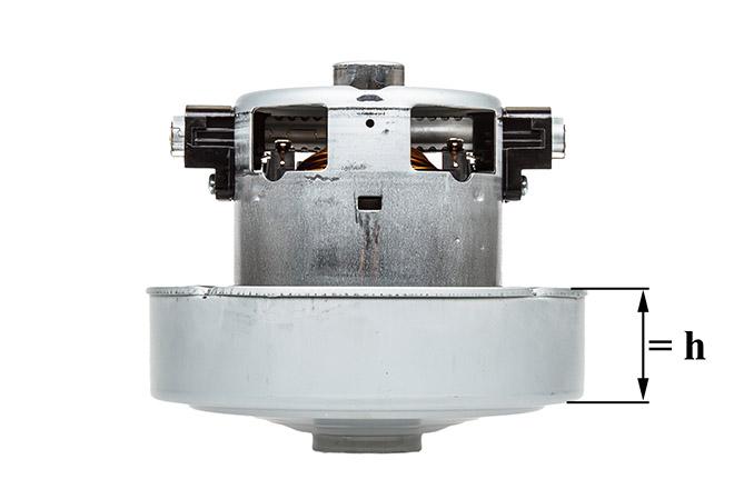 Как подобрать универсальный двигатель для пылесоса?