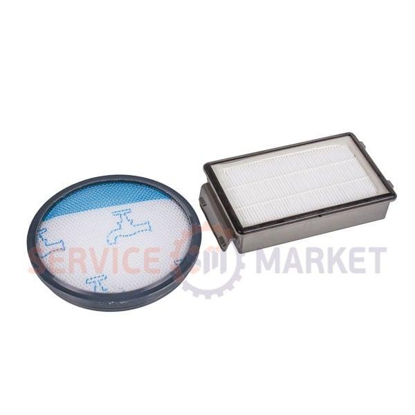 Набор фильтров мотора HEPA + микро (контейнера) для пылесоса Rowenta / Tefal  ZR005901