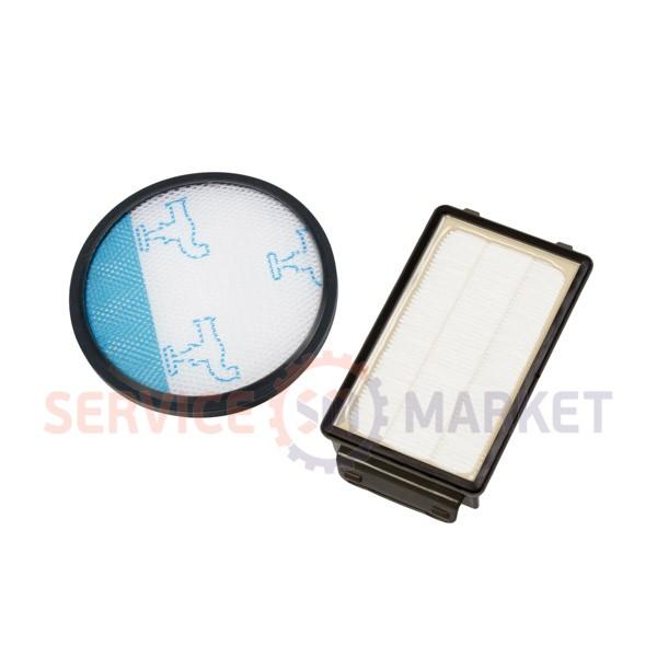 Набор фильтров мотора HEPA + микро (контейнера) для пылесоса Rowenta ZR005901