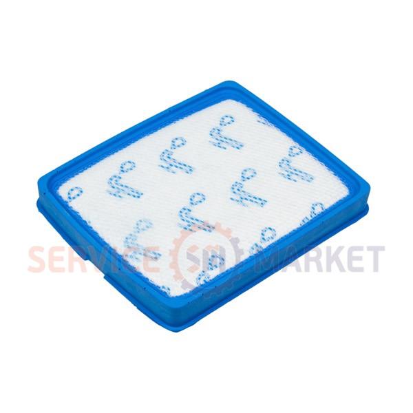 Фильтр контейнера HEPA CP0617/01 для пылесоса Philips 432200494512-1 (без рамки крепления)